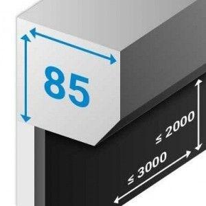 Ritsscreen ZWS R85 1545x1565
